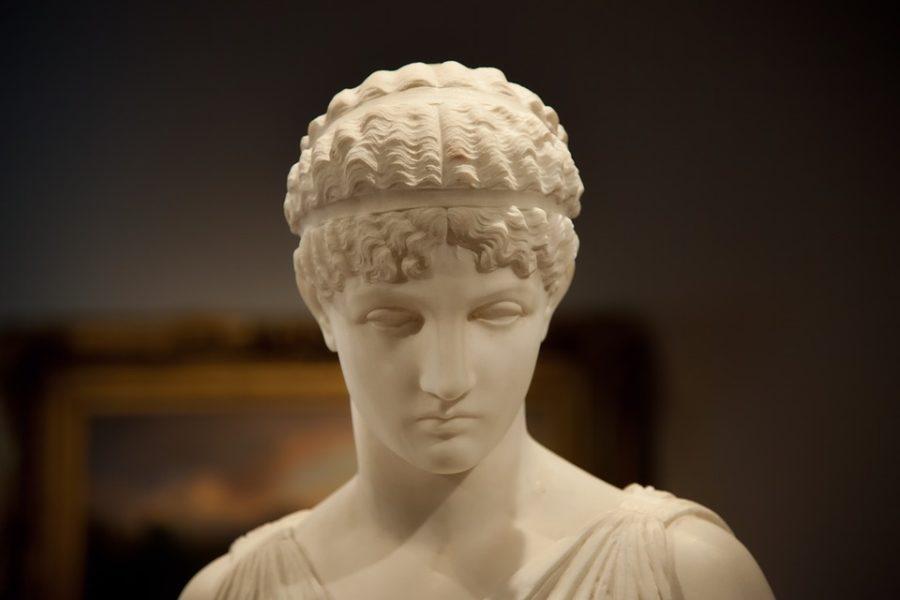 San Francisco De Young Museum Penelope Sculpture