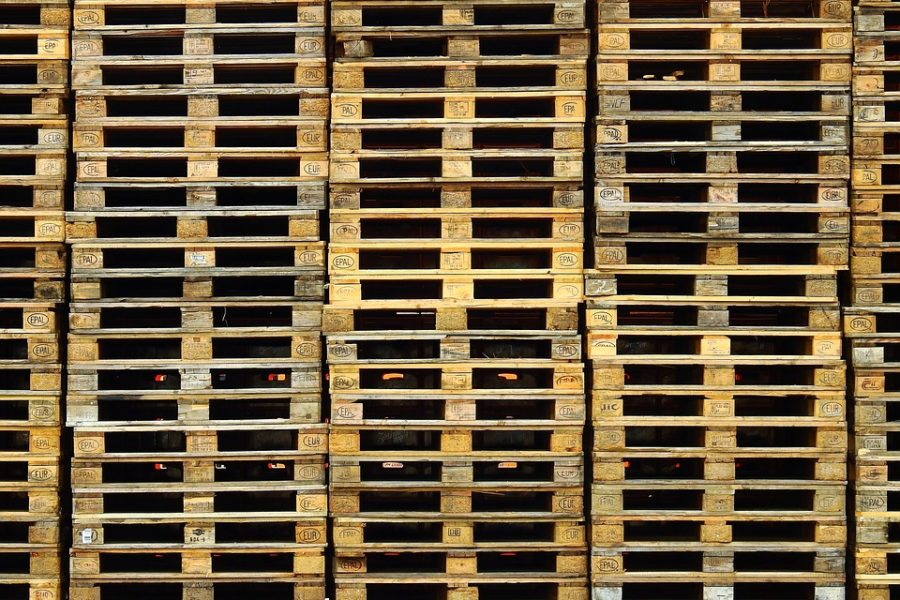 Wood Pallets Euro Pallets Transport Industry